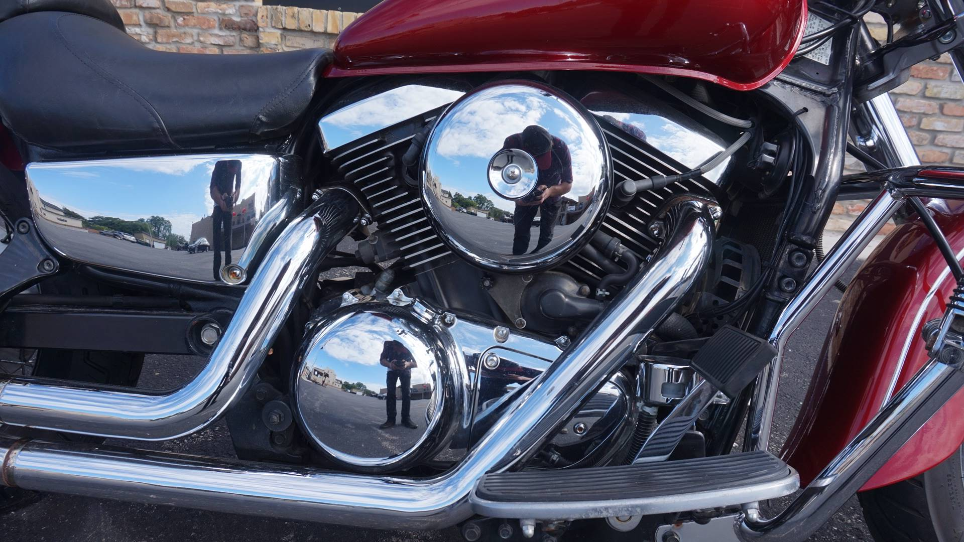 1997 Kawasaki Vulcan 1500 in Racine, Wisconsin - Photo 5