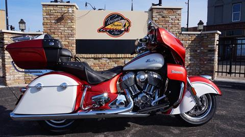 2020 Indian Roadmaster® Icon Series in Racine, Wisconsin - Photo 1