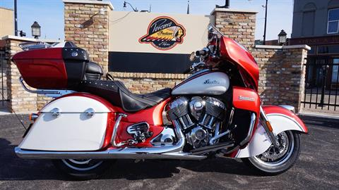 2020 Indian Roadmaster® Icon Series in Racine, Wisconsin - Photo 2