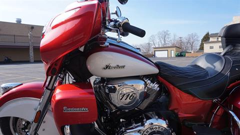 2020 Indian Roadmaster® Icon Series in Racine, Wisconsin - Photo 18