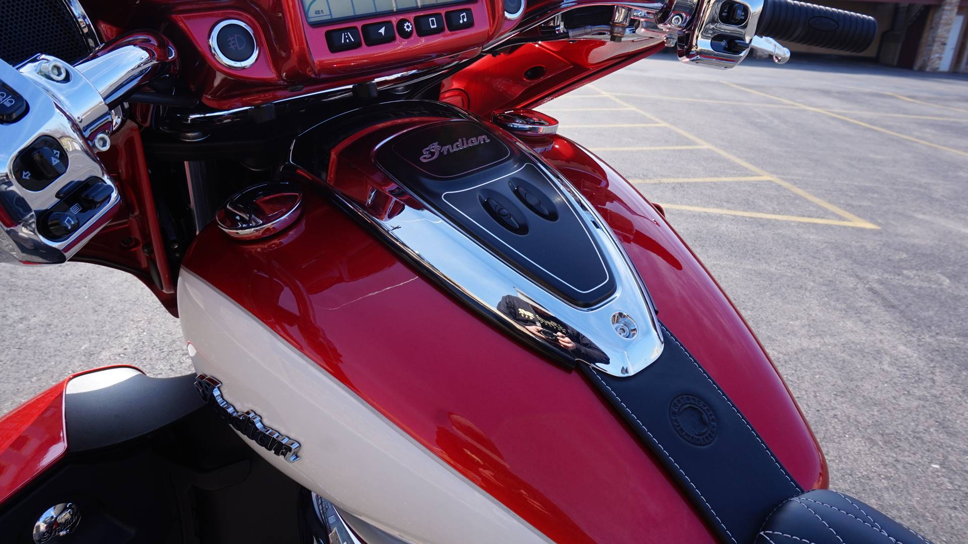 2020 Indian Roadmaster® Icon Series in Racine, Wisconsin - Photo 21