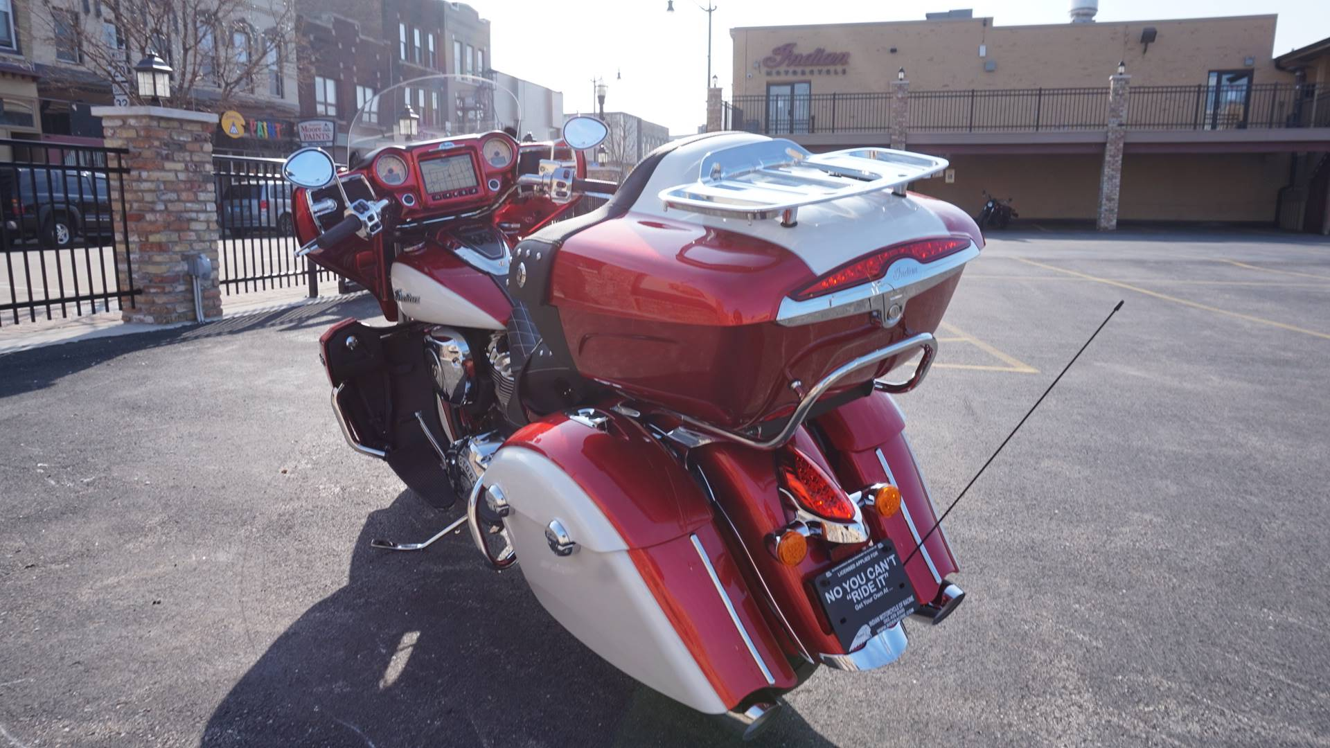 2020 Indian Roadmaster® Icon Series in Racine, Wisconsin - Photo 24