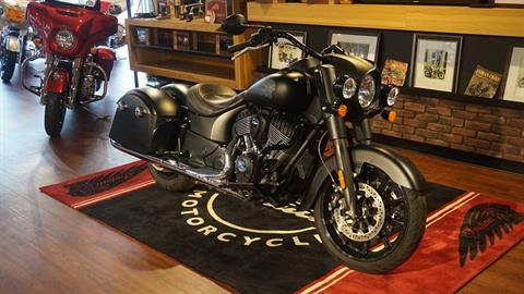 2018 Indian Springfield® Dark Horse in Racine, Wisconsin