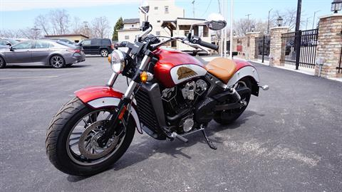 2019 Indian Scout® ABS Icon Series in Racine, Wisconsin - Photo 4