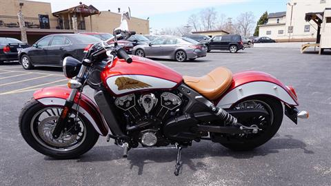 2019 Indian Scout® ABS Icon Series in Racine, Wisconsin - Photo 5