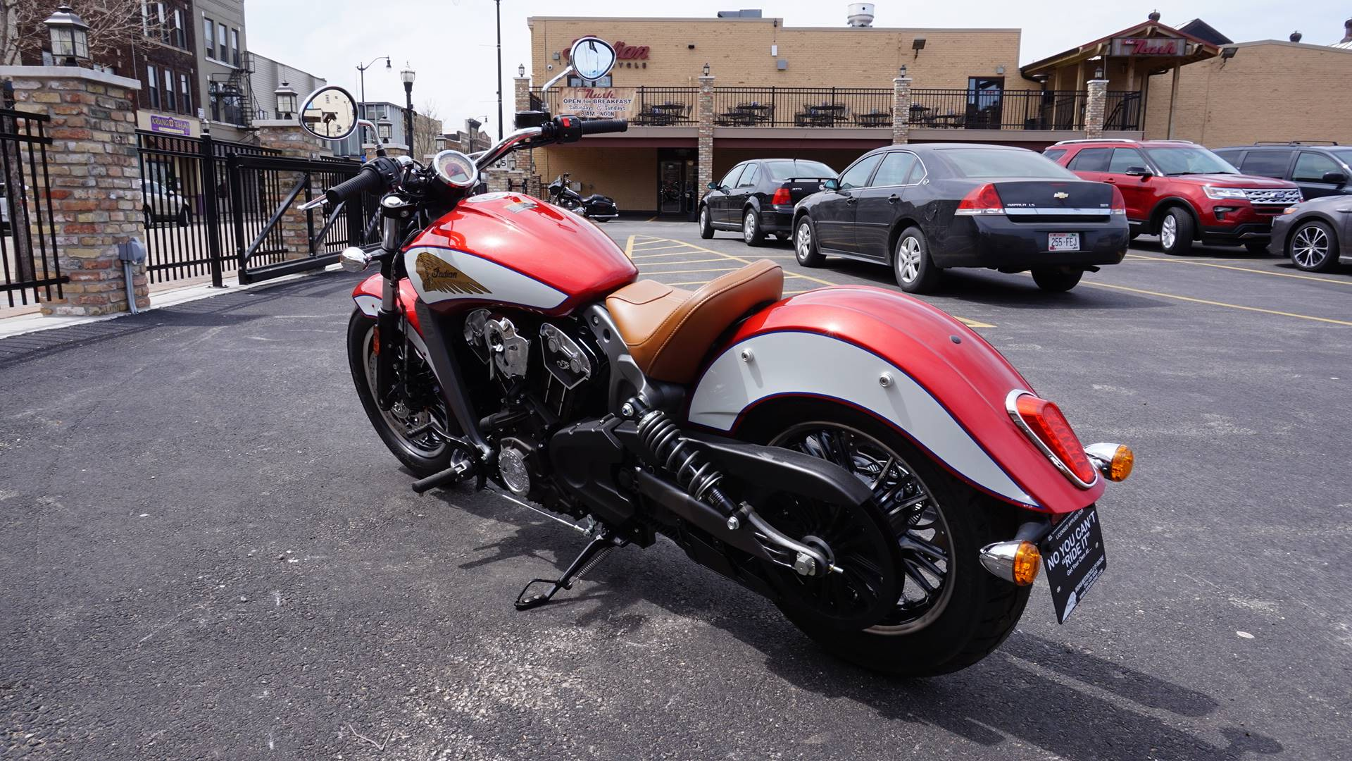 2019 Indian Scout® ABS Icon Series in Racine, Wisconsin - Photo 6