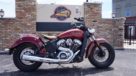 2020 Indian Scout® 100th Anniversary in Racine, Wisconsin - Photo 1