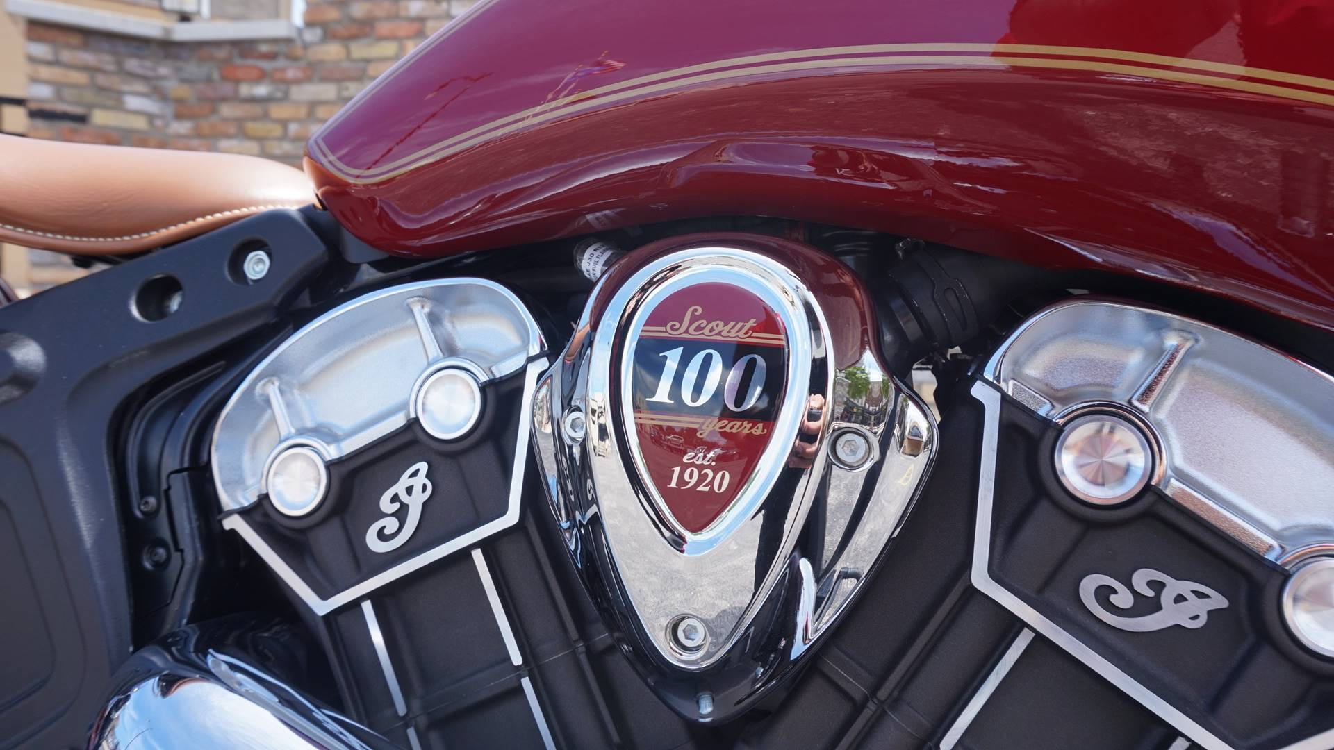 2020 Indian Scout® 100th Anniversary in Racine, Wisconsin - Photo 4
