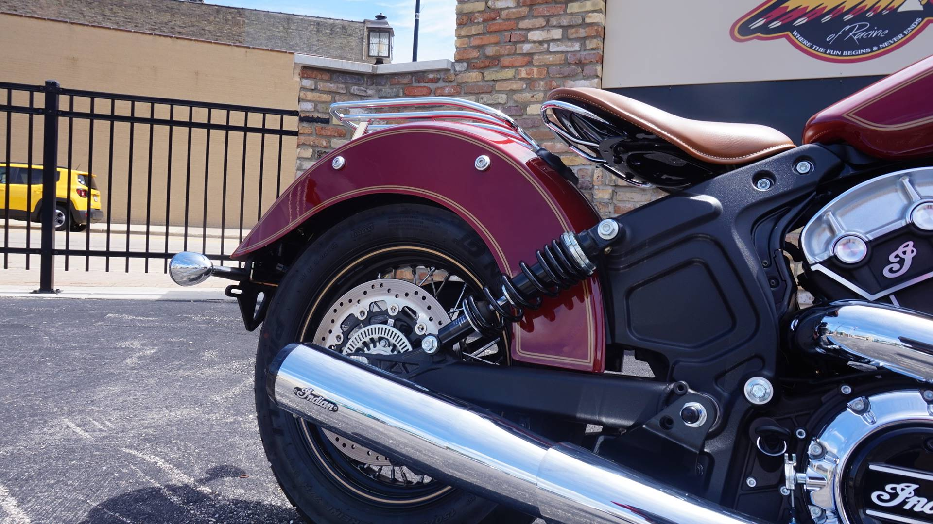 2020 Indian Scout® 100th Anniversary in Racine, Wisconsin - Photo 5