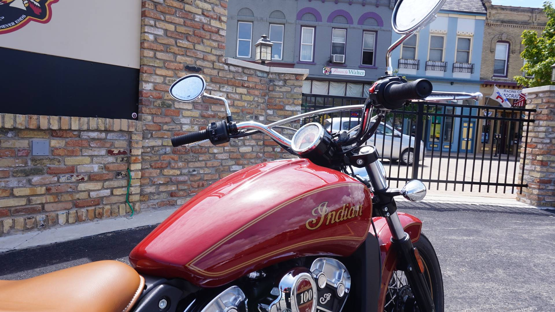2020 Indian Scout® 100th Anniversary in Racine, Wisconsin - Photo 6