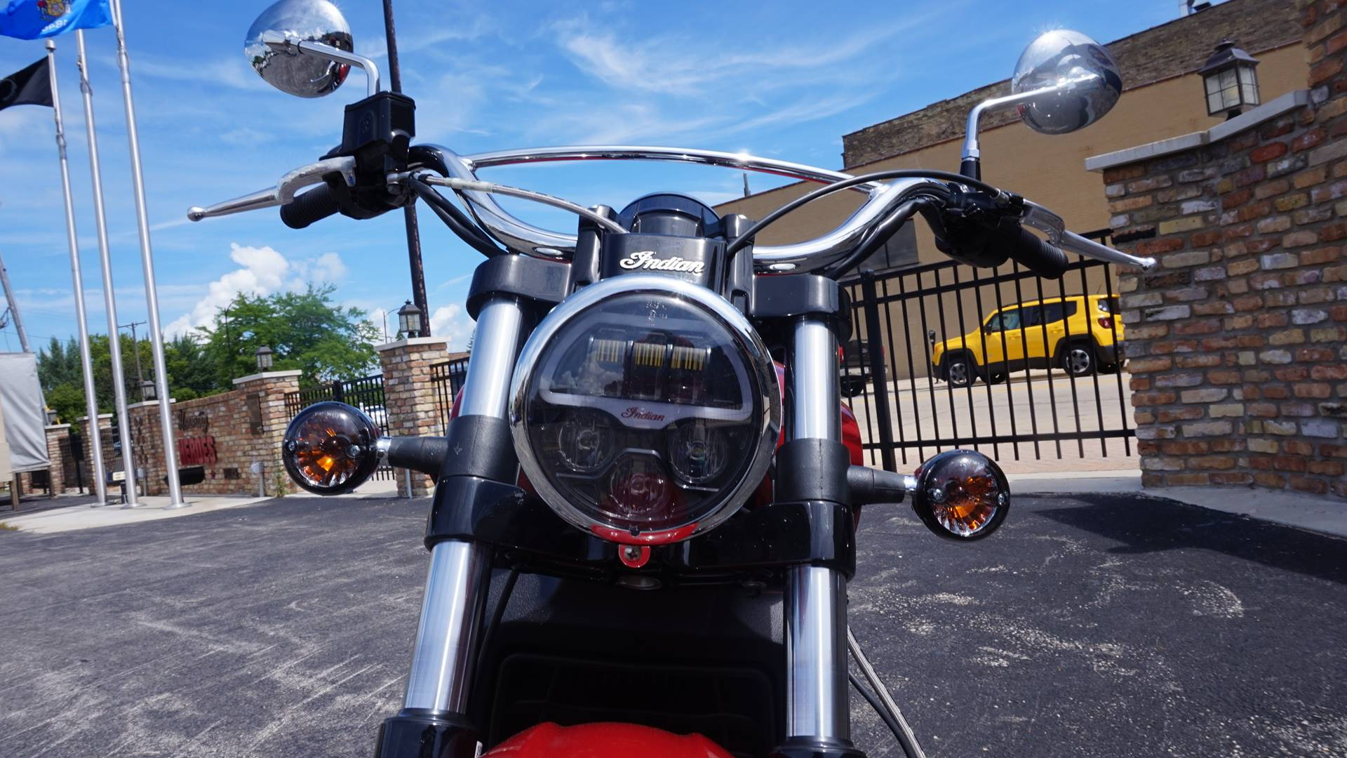 2020 Indian Scout® 100th Anniversary in Racine, Wisconsin - Photo 13