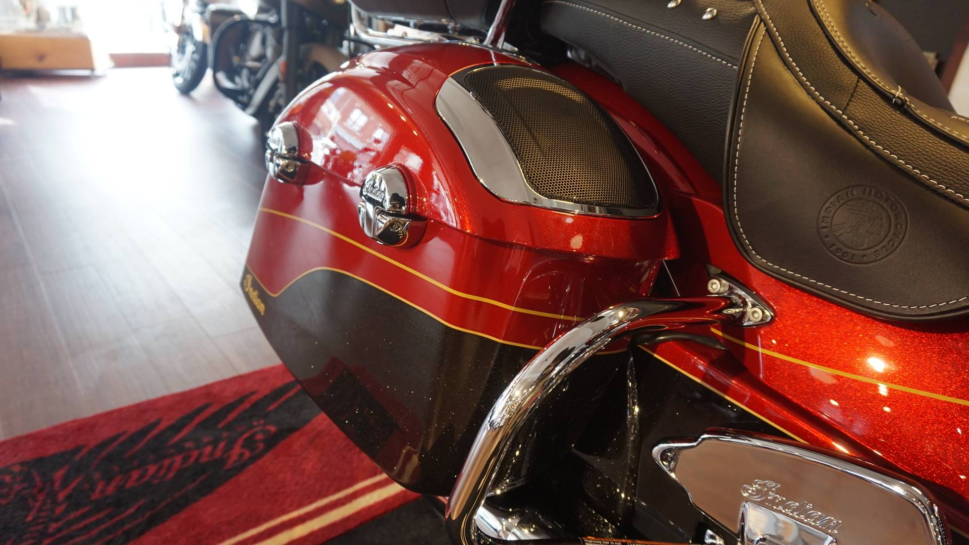 2019 Indian Roadmaster® Elite ABS in Racine, Wisconsin - Photo 5