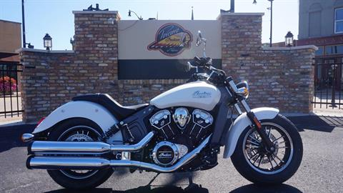 2020 Indian Scout® ABS in Racine, Wisconsin