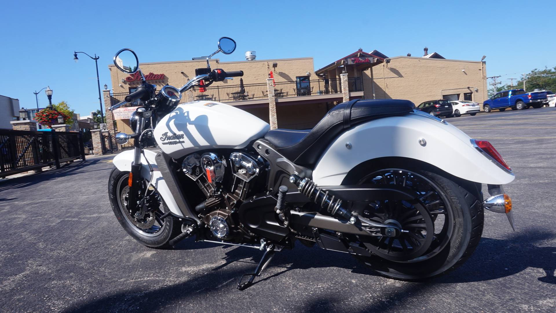 2020 Indian Scout® ABS in Racine, Wisconsin - Photo 11