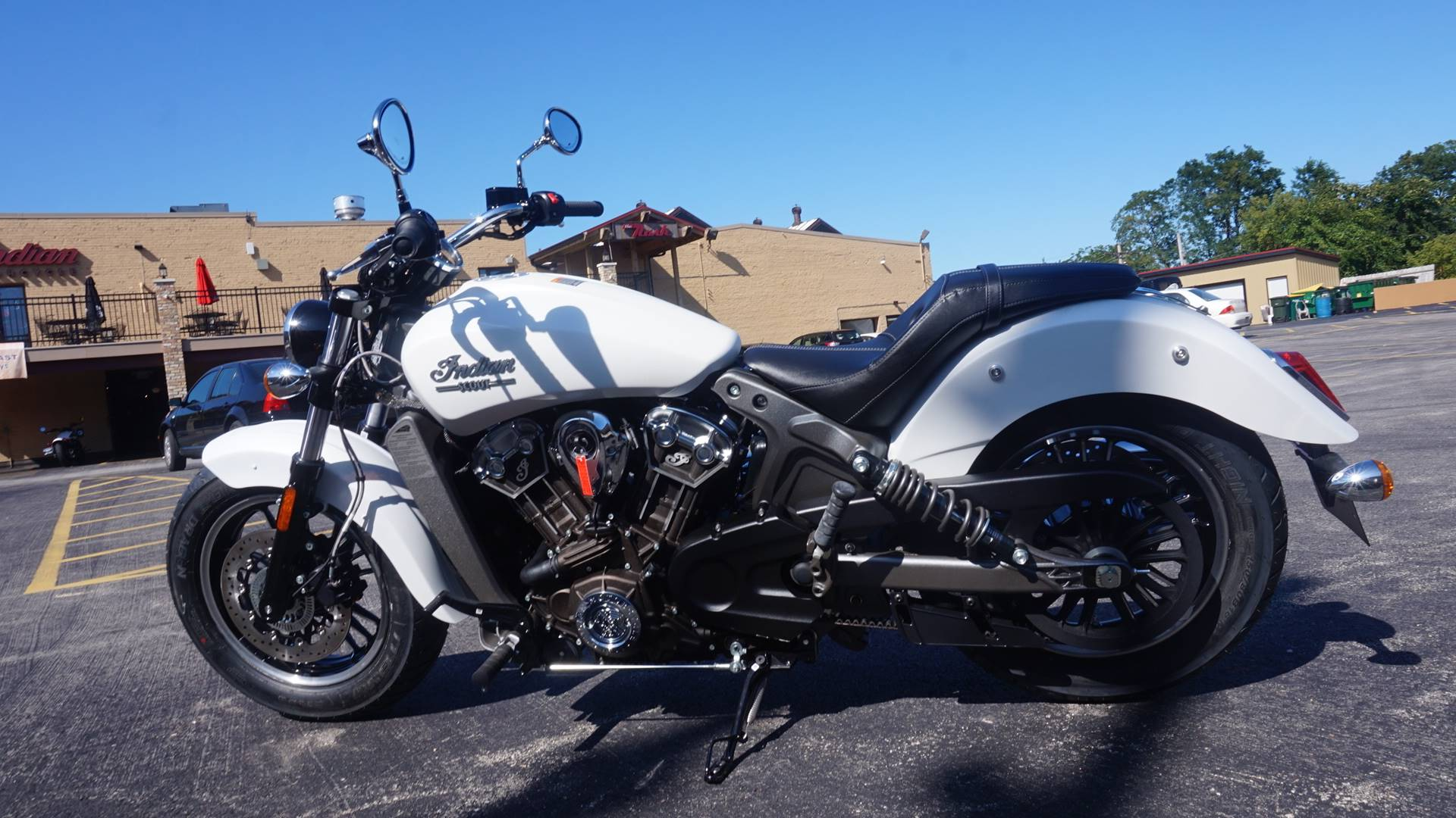 2020 Indian Scout® ABS in Racine, Wisconsin - Photo 12