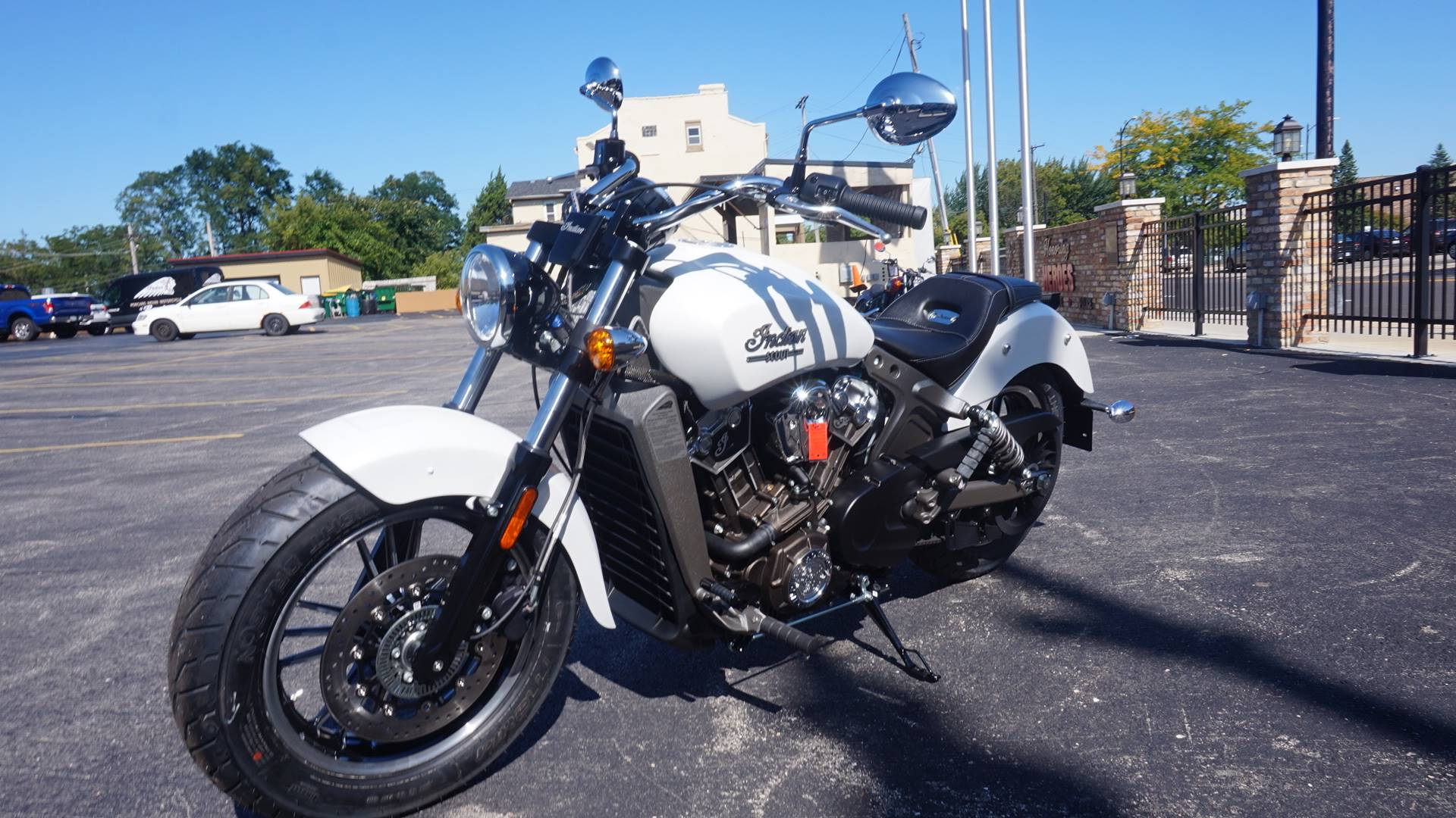 2020 Indian Scout® ABS in Racine, Wisconsin - Photo 14