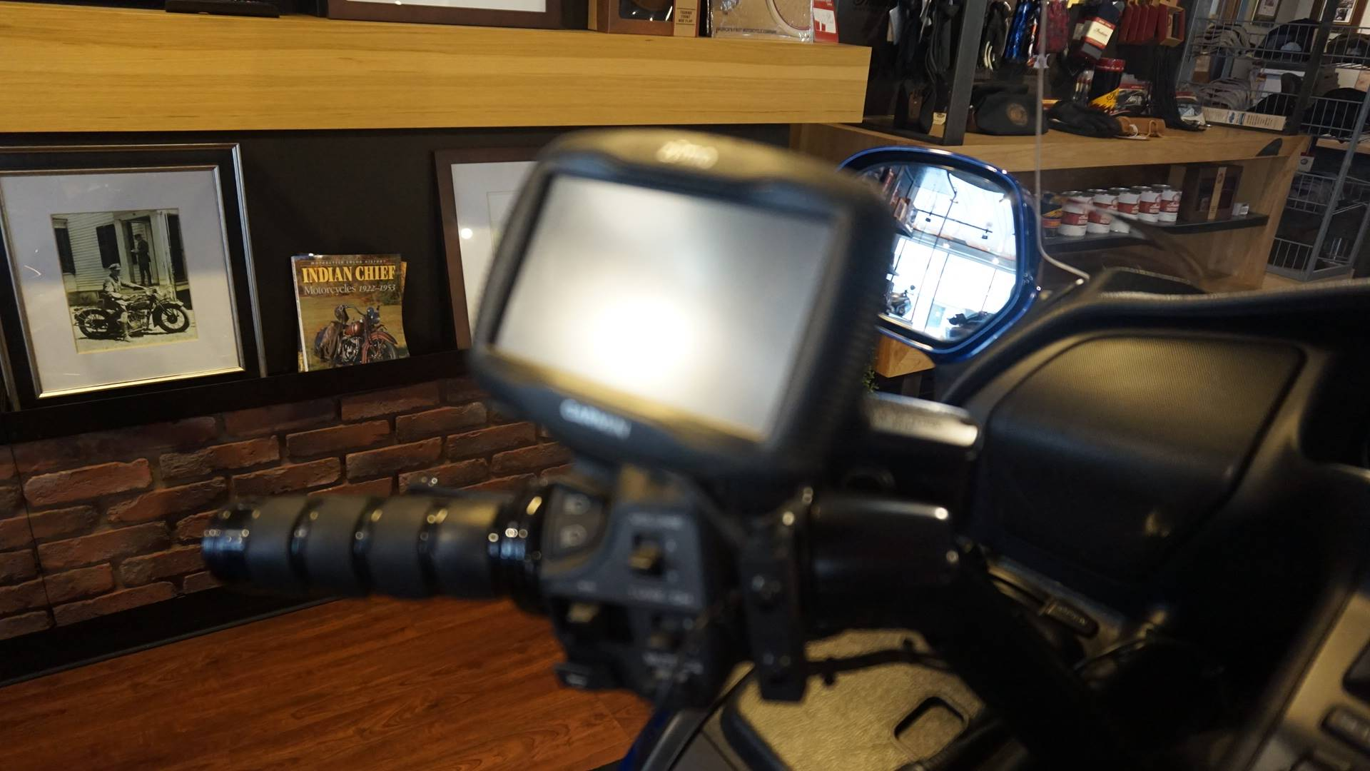 2014 Honda Gold Wing® Audio Comfort in Racine, Wisconsin - Photo 17