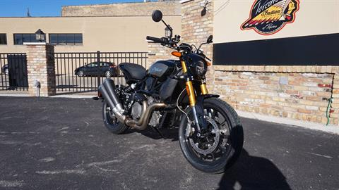 2019 Indian FTR™ 1200 S in Racine, Wisconsin - Photo 2