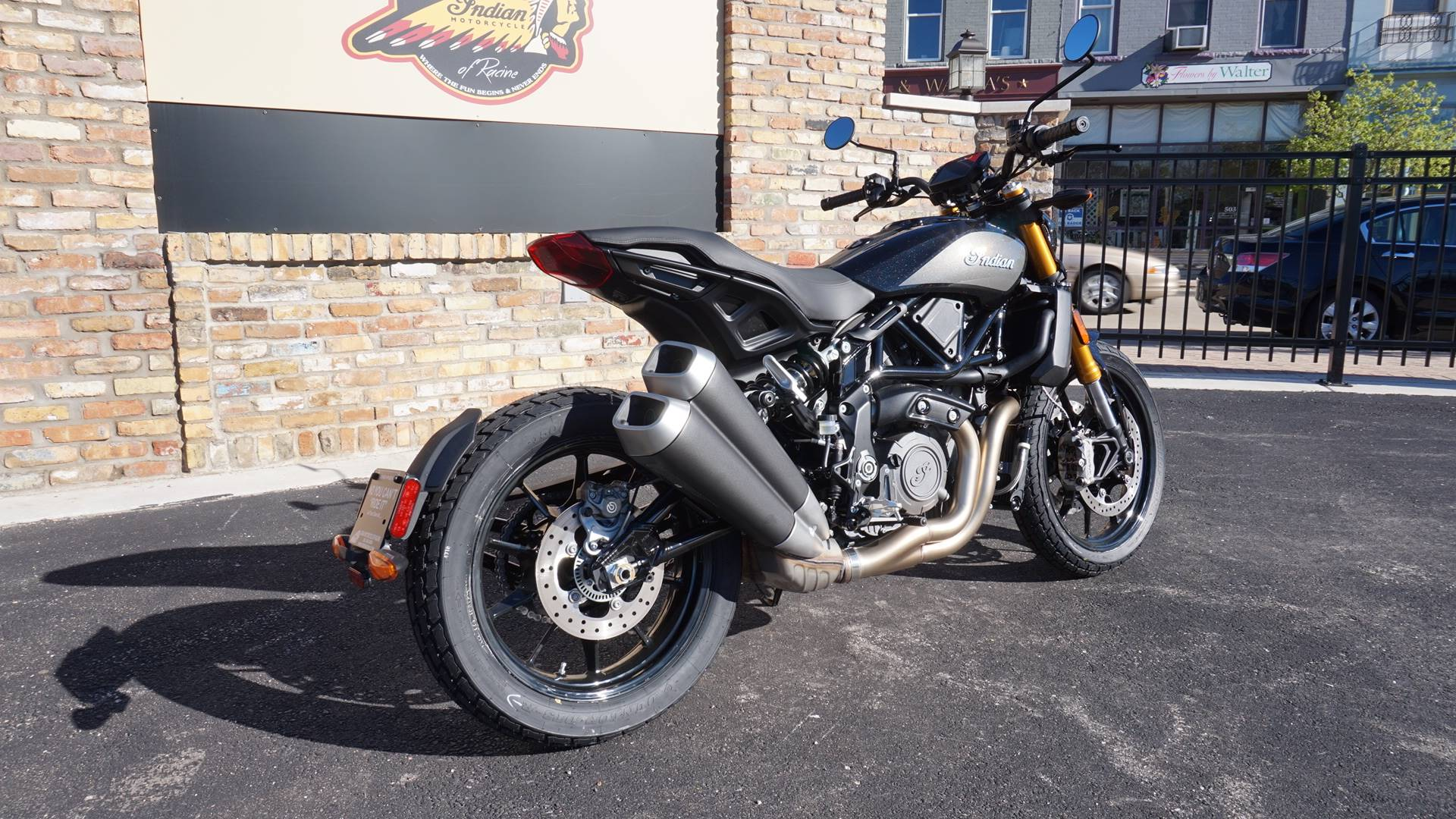 2019 Indian FTR™ 1200 S in Racine, Wisconsin - Photo 8
