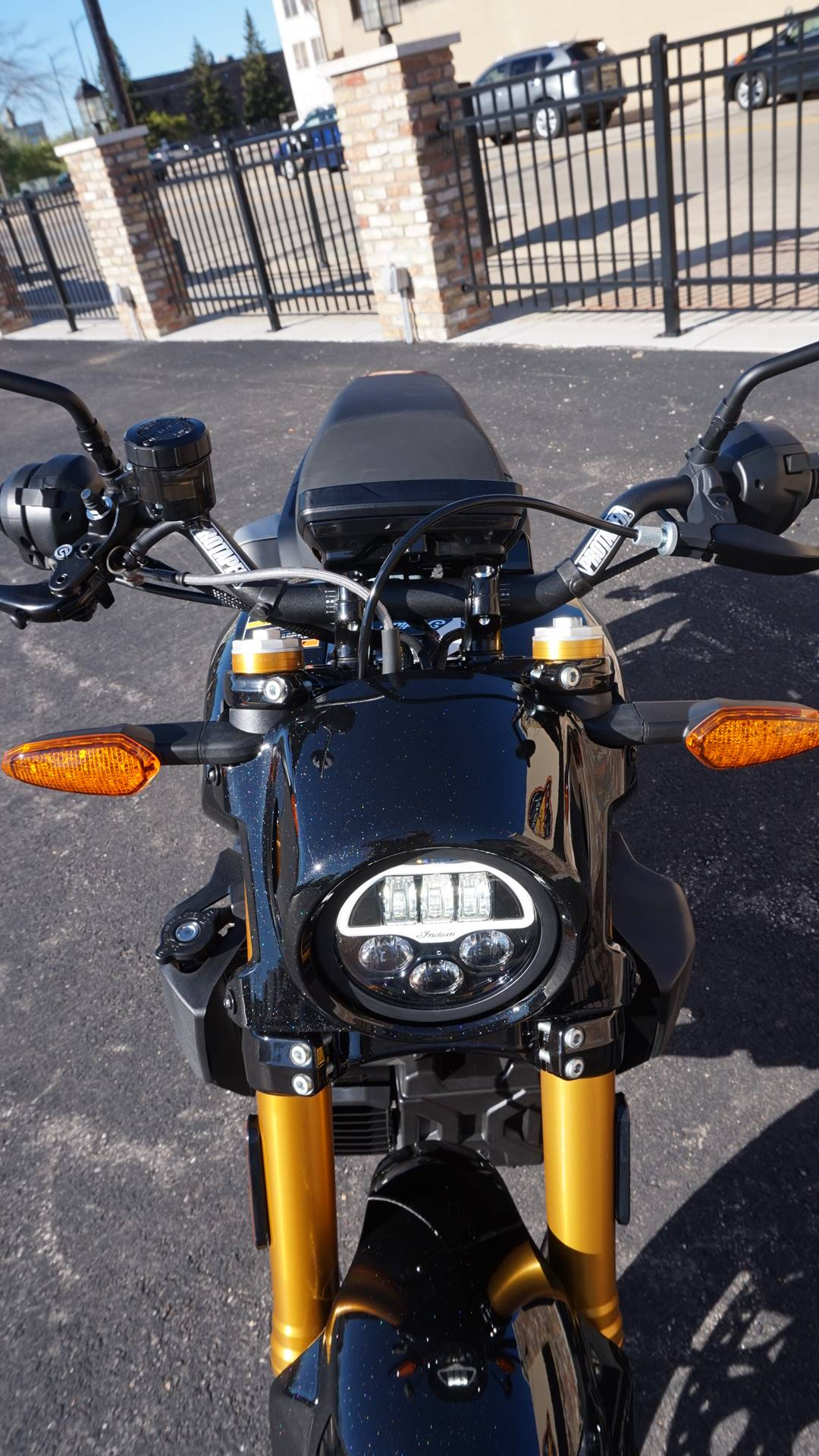 2019 Indian FTR™ 1200 S in Racine, Wisconsin - Photo 17