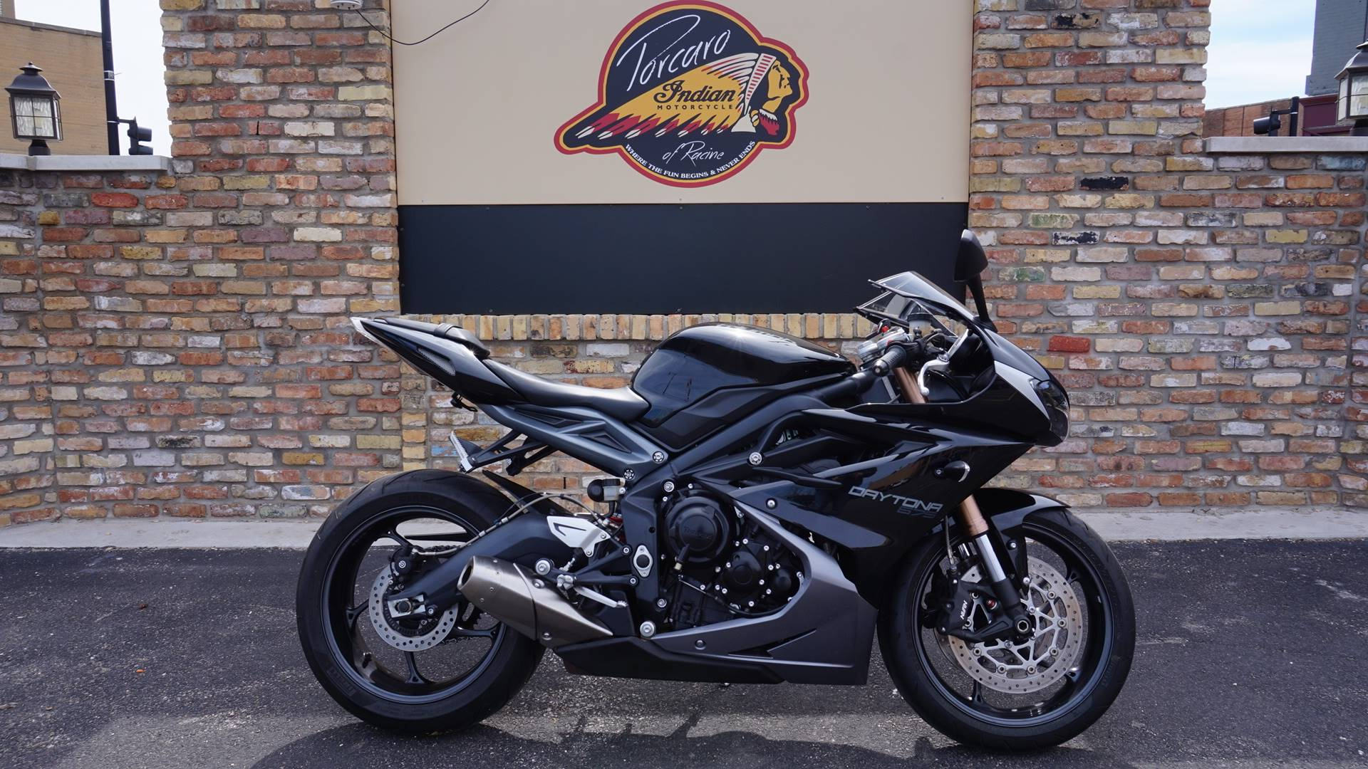 Used 2013 Triumph Daytona 675 Motorcycles In Racine Wi Stock
