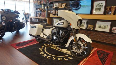 2019 Indian Chieftain® Dark Horse® ABS in Racine, Wisconsin - Photo 3