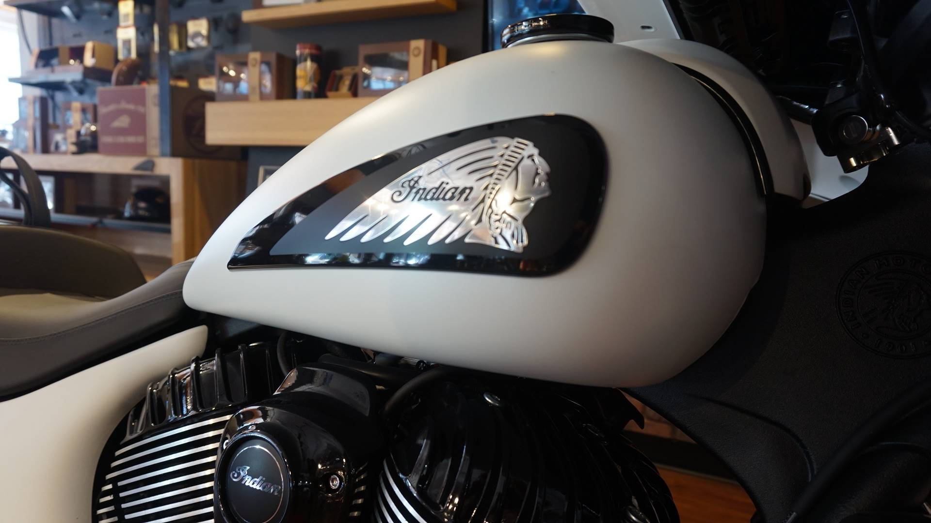 2019 Indian Chieftain® Dark Horse® ABS in Racine, Wisconsin - Photo 13