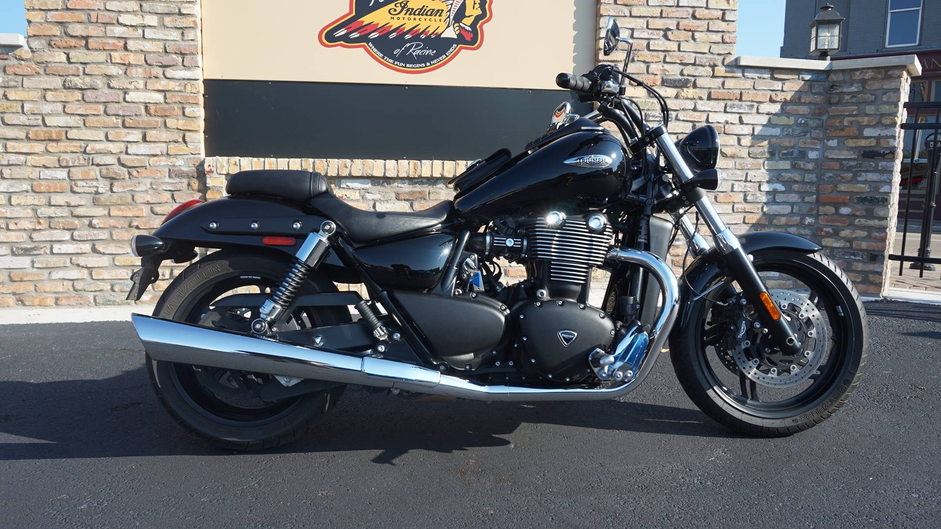 Used 2015 Triumph Thunderbird Storm ABS Motorcycles in Racine, WI ...
