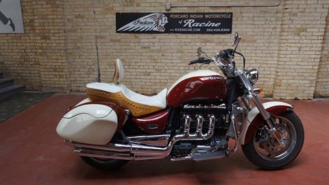 2006 Triumph Rocket III in Racine, Wisconsin