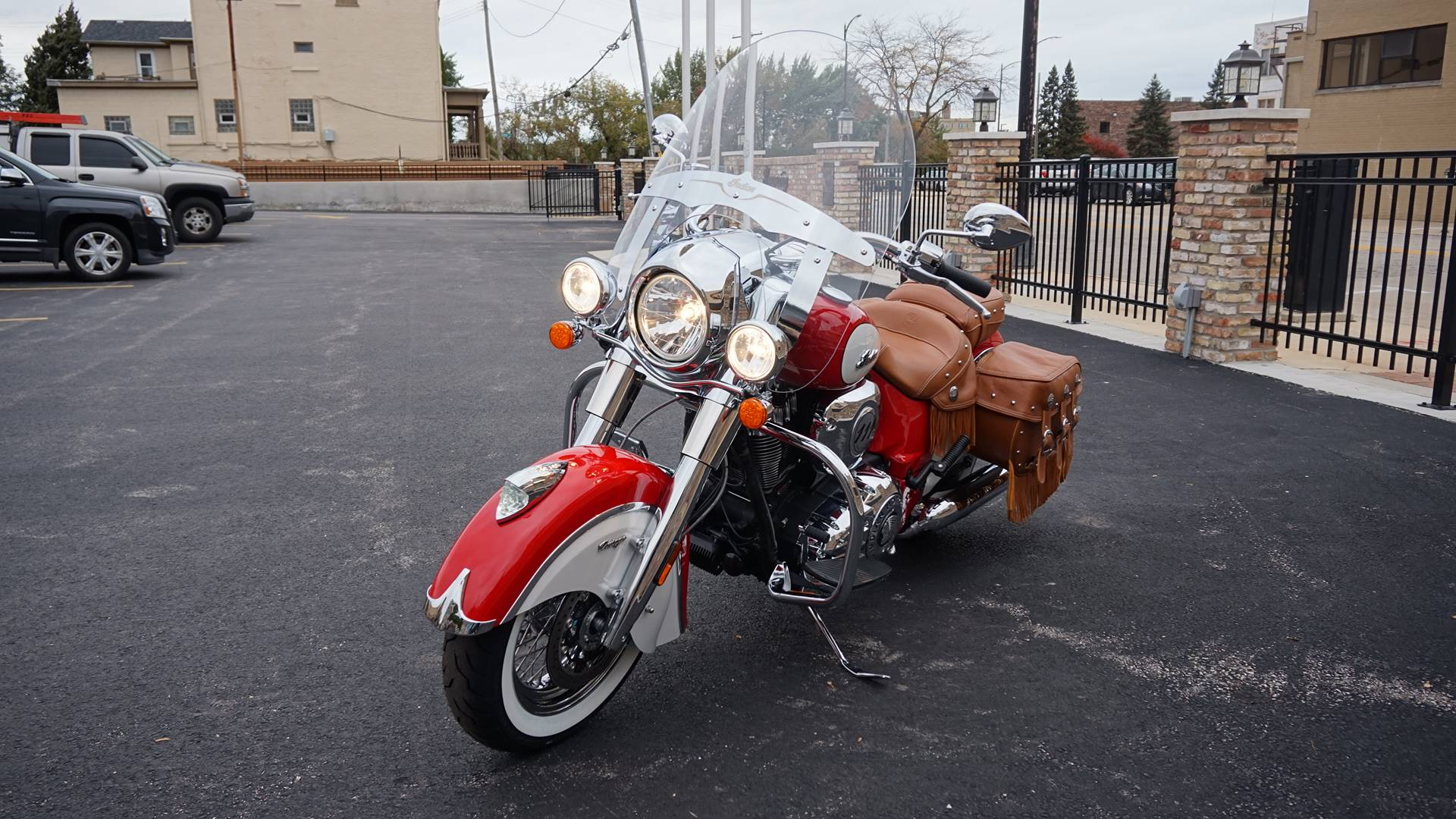 2019 Indian Chief® Vintage Icon Series in Racine, Wisconsin - Photo 6
