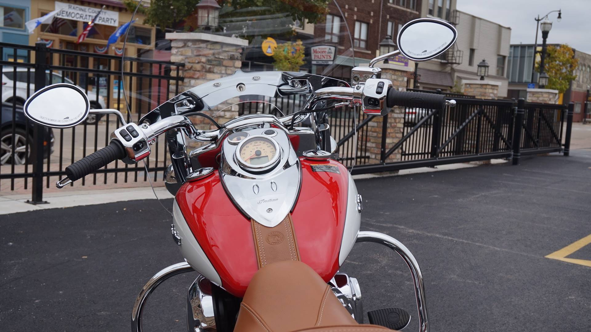 2019 Indian Chief® Vintage Icon Series in Racine, Wisconsin - Photo 13
