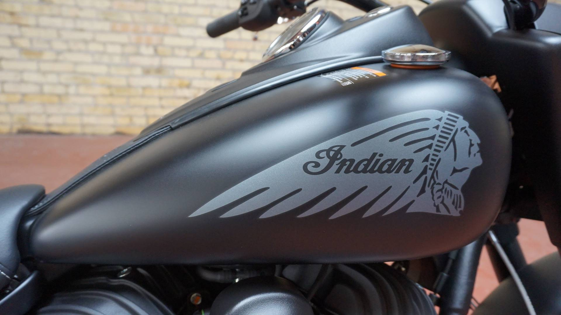 2017 Indian Chief Dark Horse® in Racine, Wisconsin