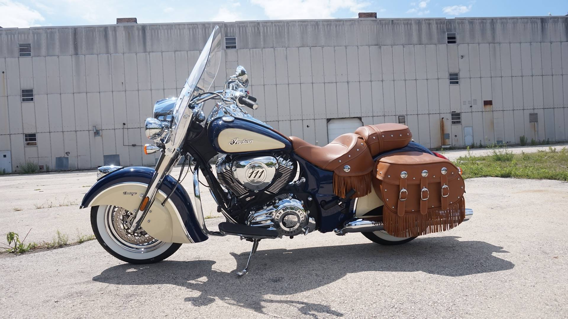 2017 Indian Chief® Vintage in Racine, Wisconsin