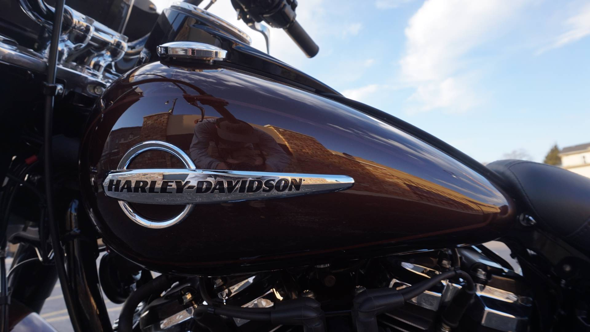 2019 Harley-Davidson Heritage Classic 107 in Racine, Wisconsin - Photo 10