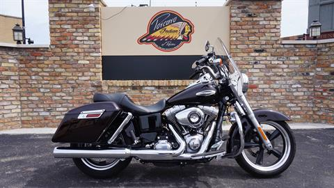 2014 Harley-Davidson Dyna® Switchback™ in Racine, Wisconsin