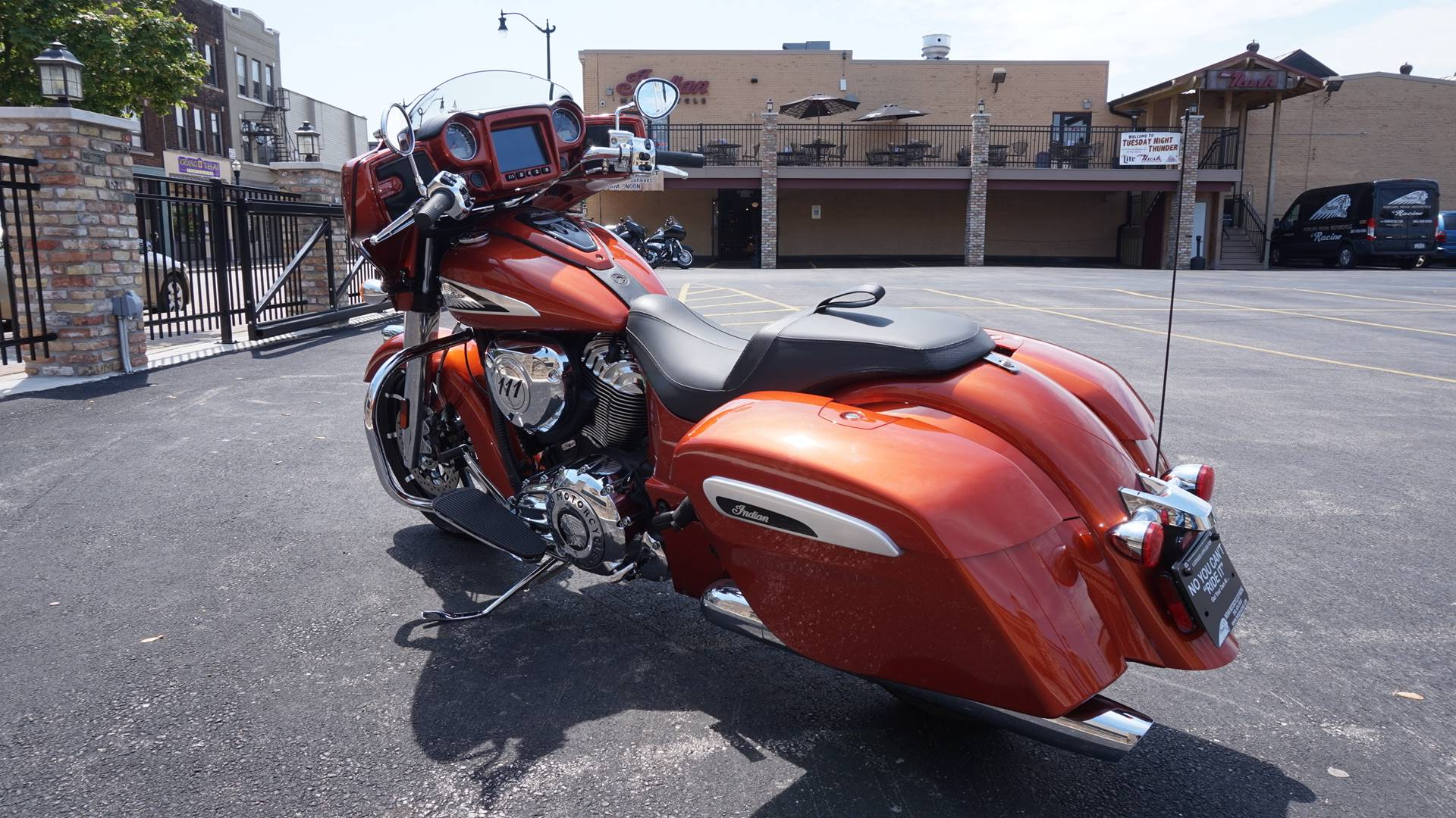 2019 Indian Chieftain® Limited Icon Series in Racine, Wisconsin - Photo 6