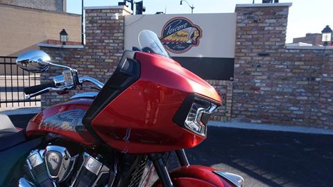 2020 Indian Challenger® Limited in Racine, Wisconsin - Photo 5