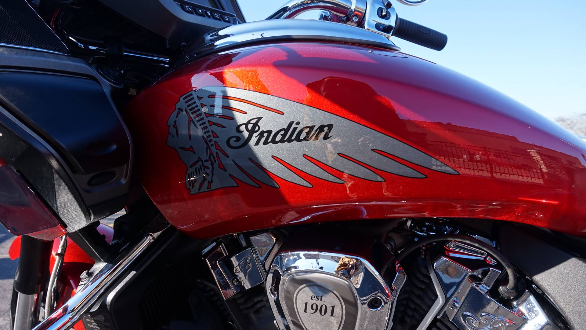 2020 Indian Challenger® Limited in Racine, Wisconsin - Photo 11