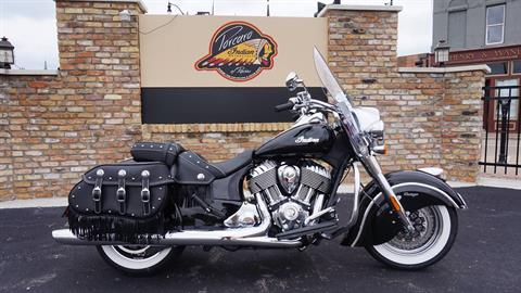 2018 Indian Chief® Vintage ABS in Racine, Wisconsin - Photo 1