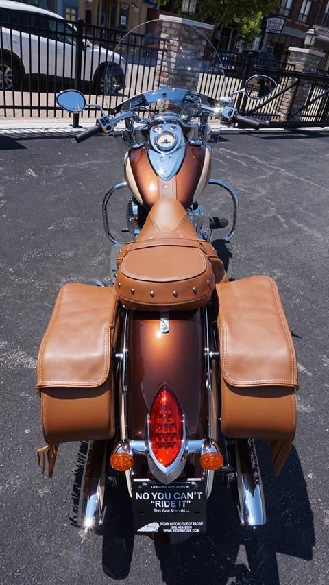 2018 Indian Chief® Vintage ABS in Racine, Wisconsin - Photo 7