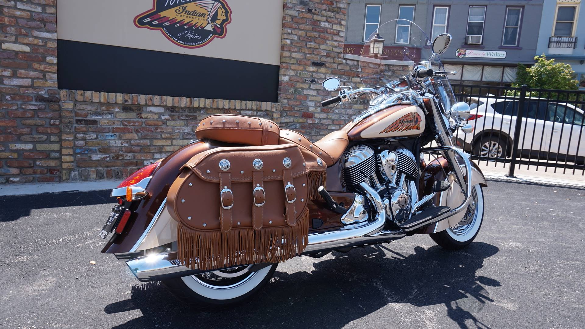 2018 Indian Chief® Vintage ABS in Racine, Wisconsin - Photo 8