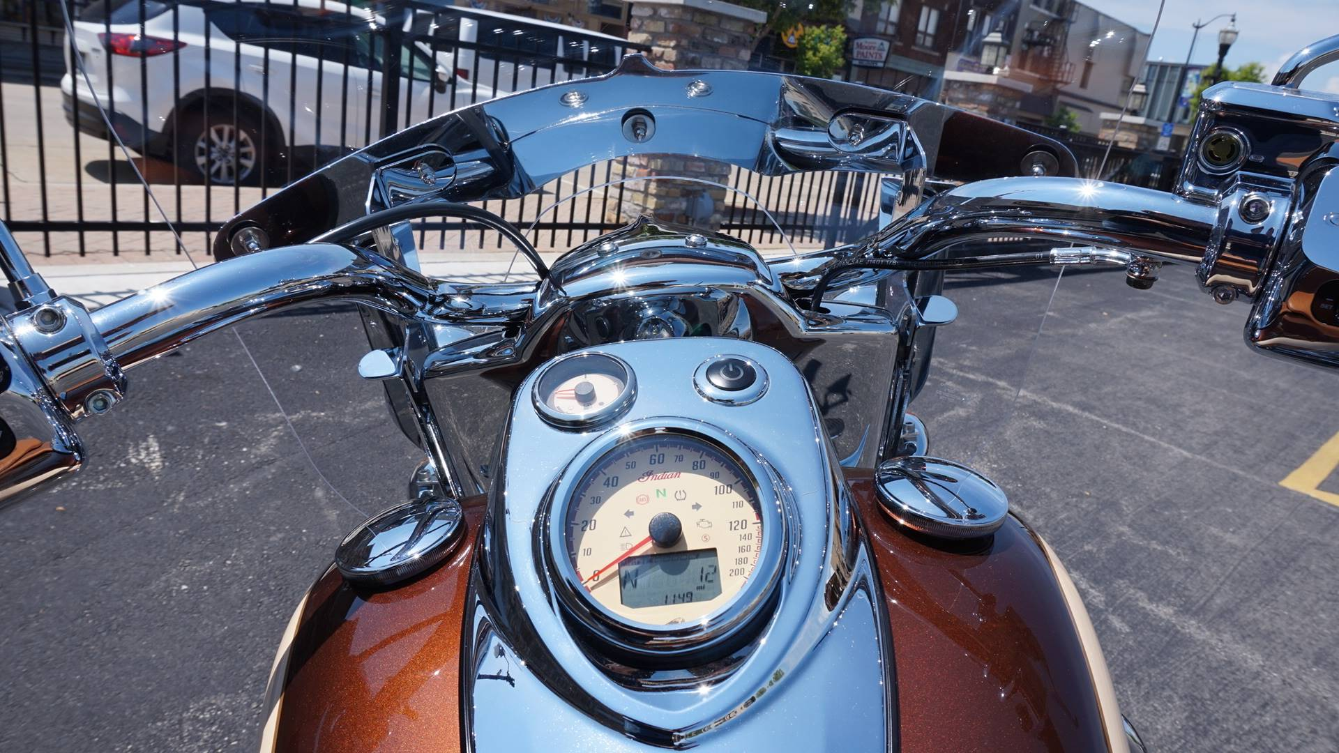 2018 Indian Chief® Vintage ABS in Racine, Wisconsin - Photo 11