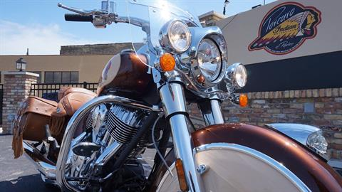 2018 Indian Chief® Vintage ABS in Racine, Wisconsin - Photo 12