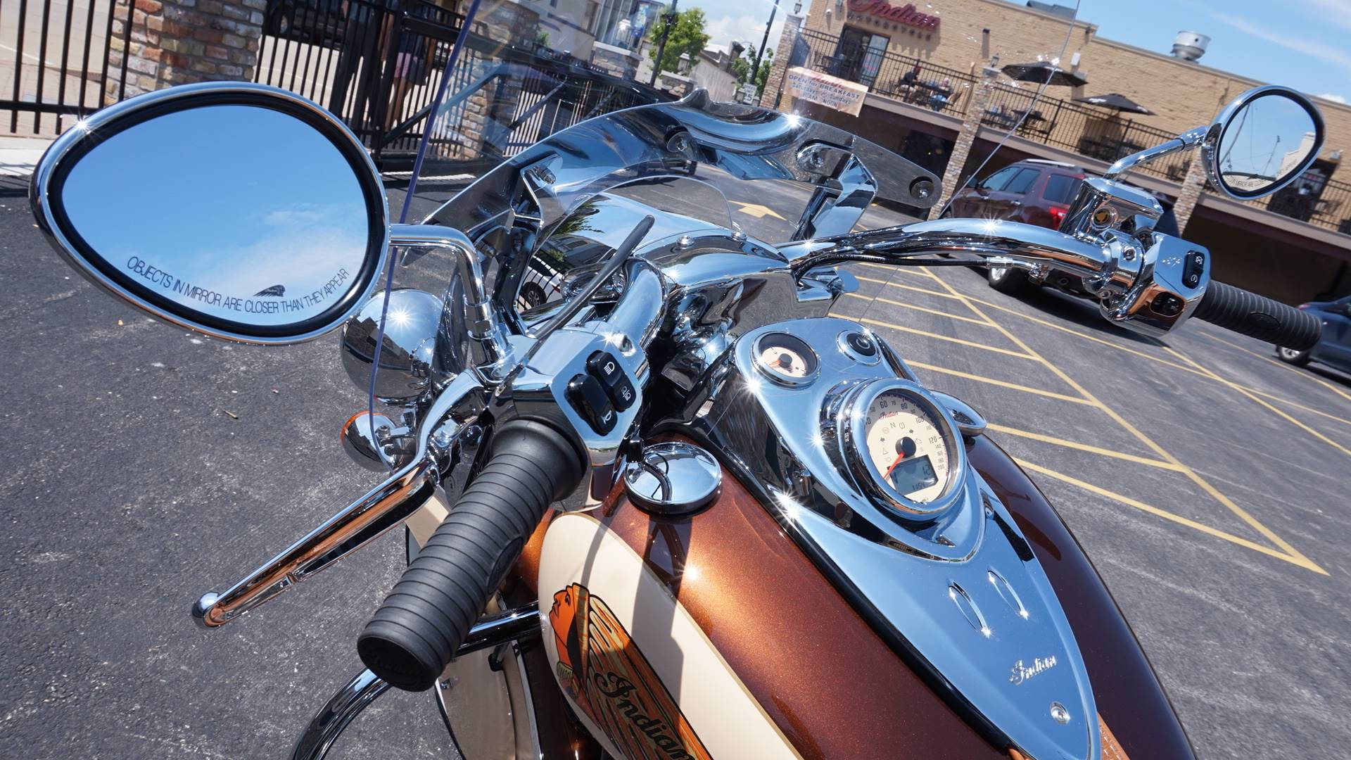 2018 Indian Chief® Vintage ABS in Racine, Wisconsin - Photo 14