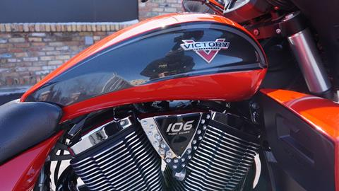 2015 Victory Cross Country Tour® in Racine, Wisconsin