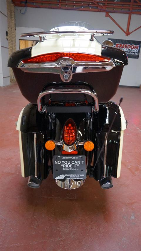 2017 Indian Roadmaster® in Racine, Wisconsin