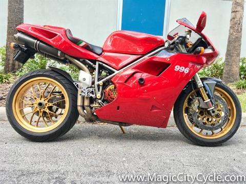 2001 Ducati 996 in Orlando, Florida