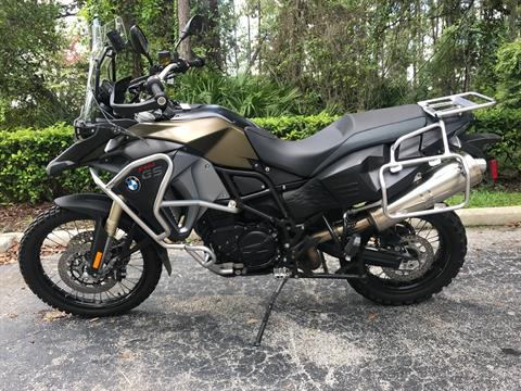 2016 BMW F 800 GS Adventure in Orlando, Florida