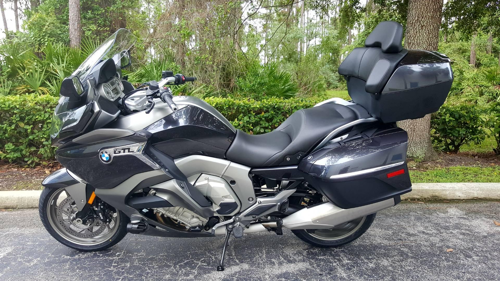 100+ [ Bmw K1600gtl Top Case Removal ] | 2012 Bmw K 1600 Gtl Vs Honda Gold Wing Gl1800 Abs ...