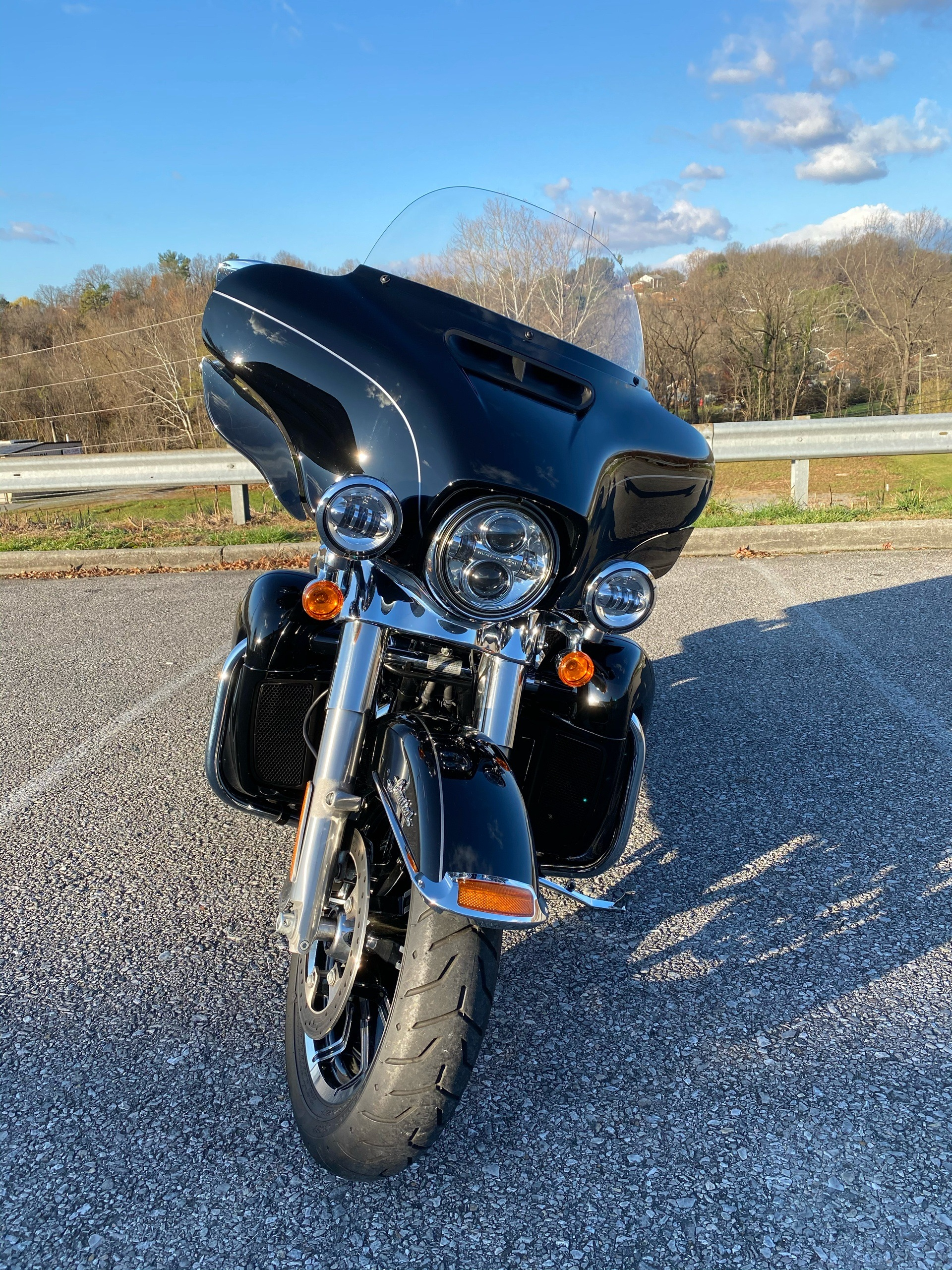 2017 Harley-Davidson Ultra Limited in Roanoke, Virginia - Photo 3